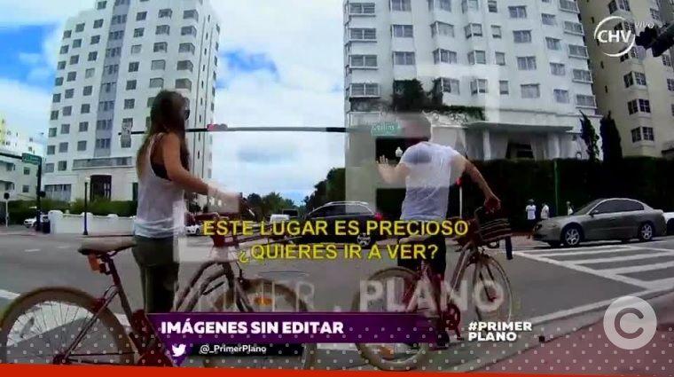 La China Suárez y Benjamín Vicuña, enamoradísimos en Miami