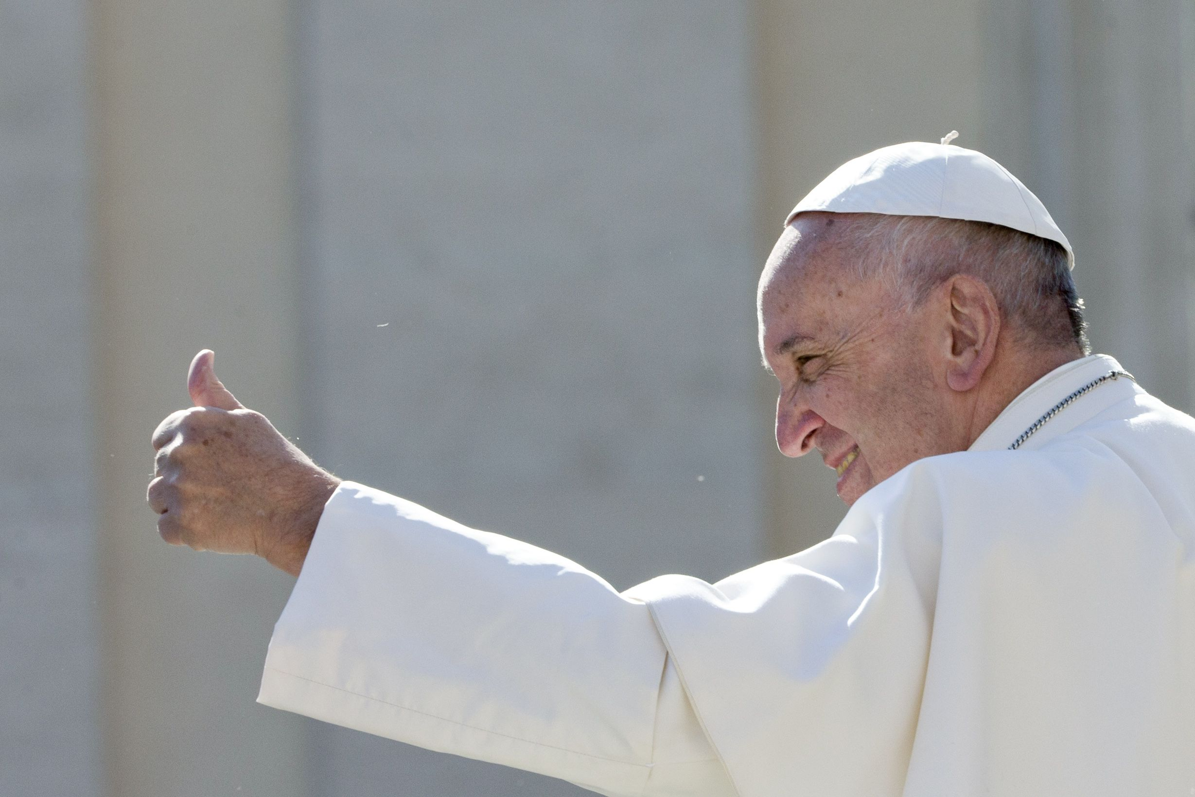 Francisco celebrará el tercer aniversario de su pontificado.