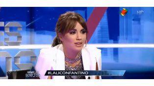 Lali Espósito: El país parece un perrito cagado a trompadas