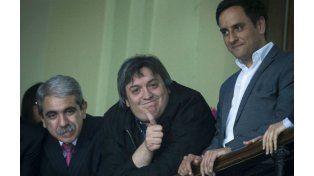 """Máximo dijo que Diego Bossio traicionó al kirchnerismo """"mucho más rápido"""" que Cobos."""