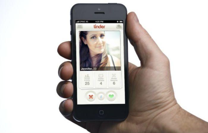 Tinder es la app de citas con más usuarios en el mundo.