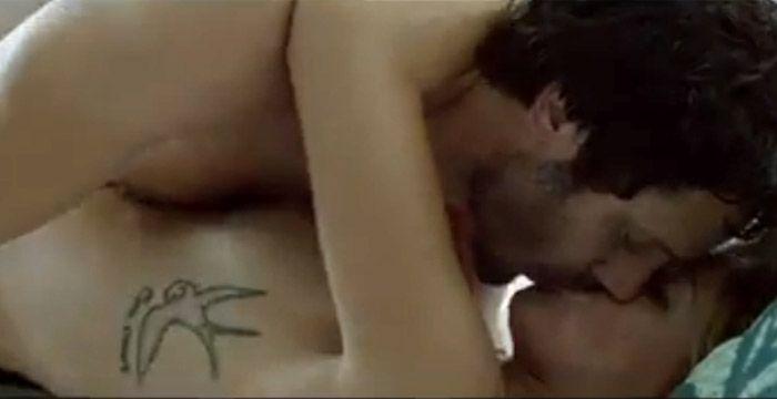 Escenas de sexo en el adelanto de la película de la China Suárez y Vicuña