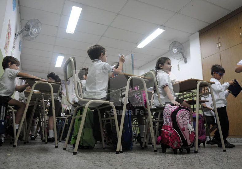 Más caro. Los colegios preparan el aumento en las cuotas con retroactividad a marzo.