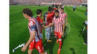 El defensor de Unión podrá jugar el clásico santafesino / Foto: Manuel Testi - Uno Santa Fe