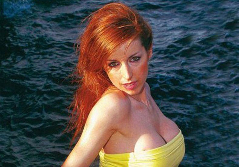 Anabel Cherubito, embarazada a los 42