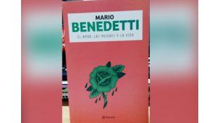 Este viernes pedí opcional el libro de Mario Benedetti