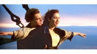 Leonardo Di Caprio y Kate Winslet tuvieron un maravilloso y emotivo gesto con la última sobreviviente del Titanic