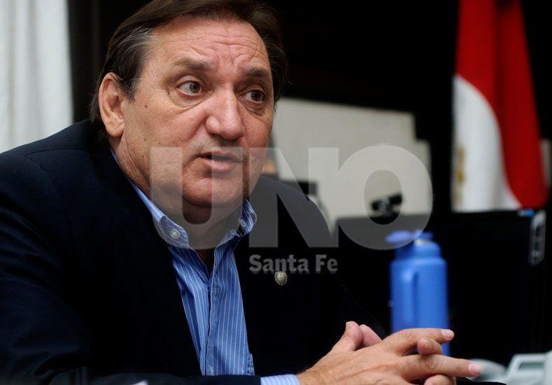 Genesini dijo que el gremio municipal puede ser sancionado