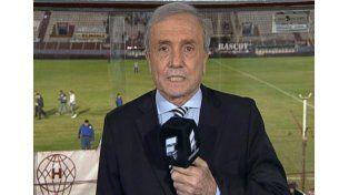 Roberto Perfumo sufrió una caída, está grave y tendría muerte cerebral