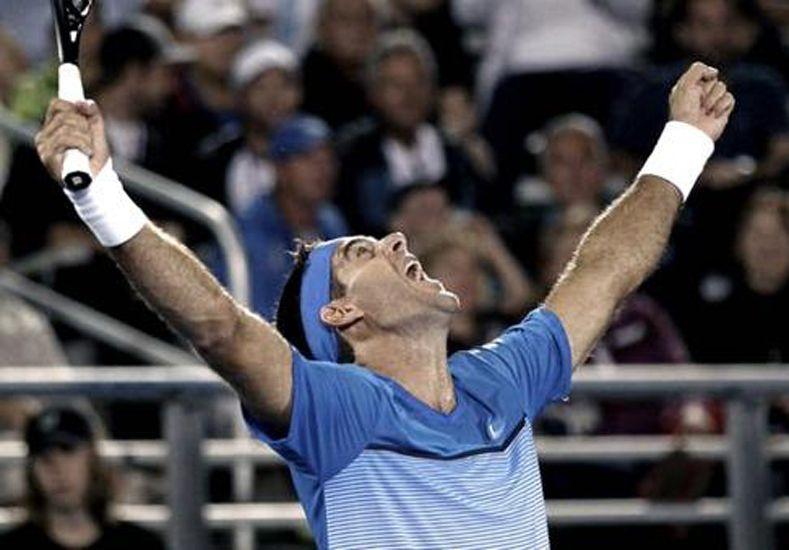 Del Potro espera su debut en Indian Wells