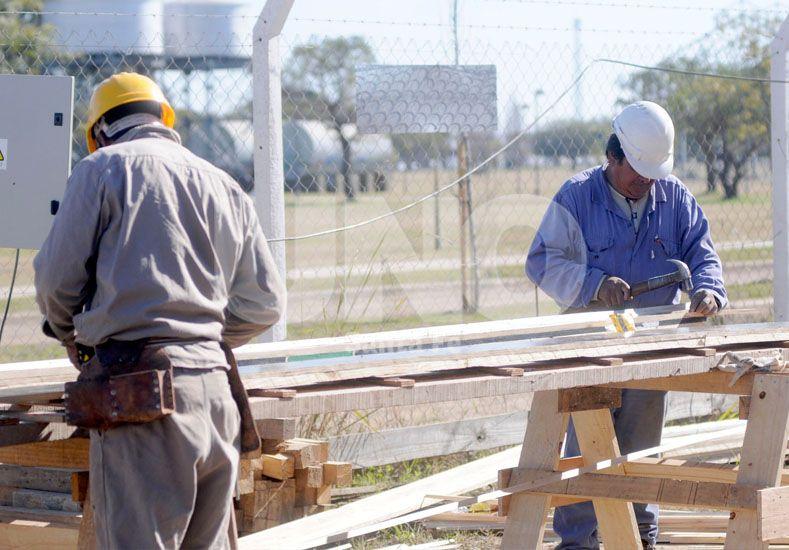 Descenso. A nivel nacional se produjo una disminución interanual de puestos de trabajo de 1