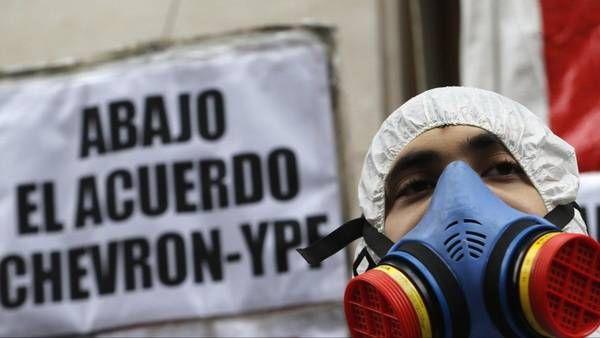 Renunció la jueza del caso YPF-Chevron