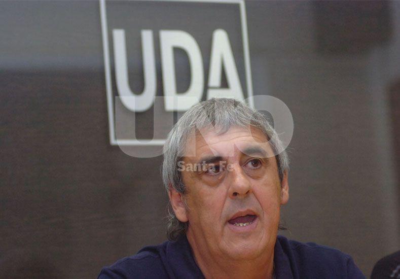 UDA aceptó la propuesta salarial con condicionamientos