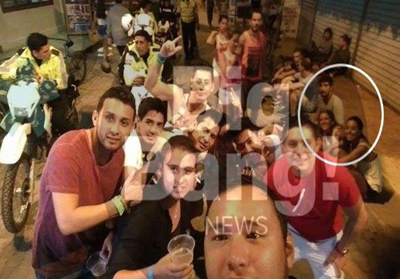 Mochileras: la enigmática foto que podría derribar la versión oficial
