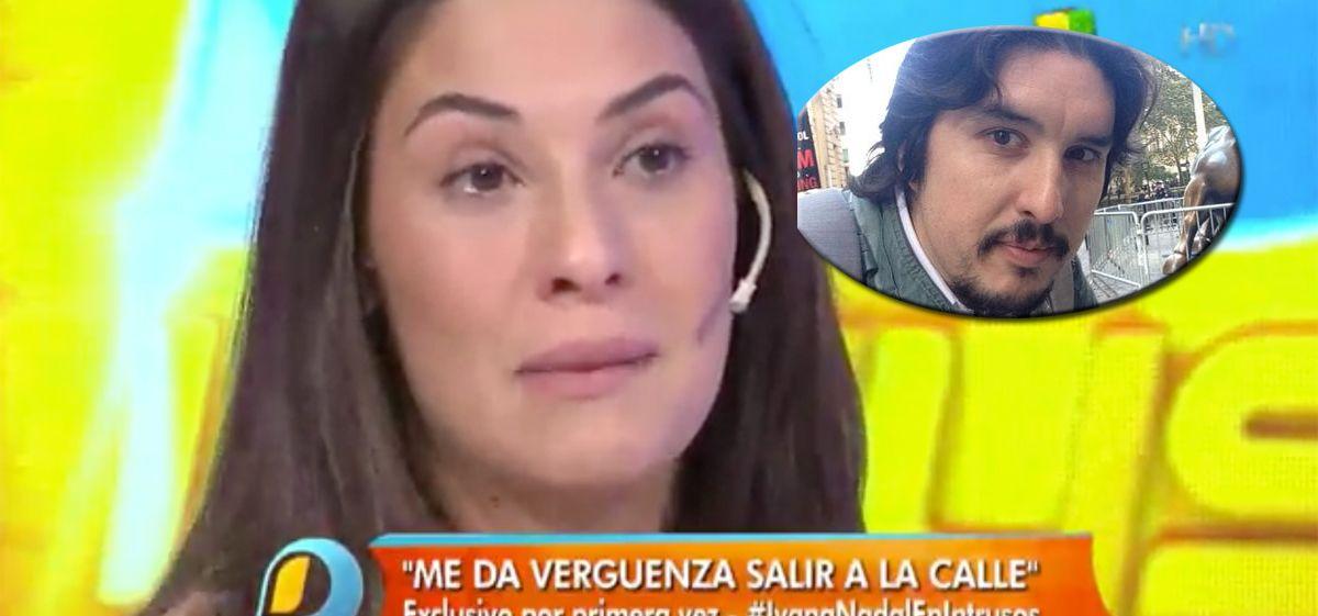 Polémico comentario sobre Ivana Nadal: Ella se la pasó hablando de lo que hace en la cama