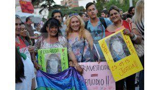 Luchas. Las y los militantes de la diversidad sexual denuncian constantemente la desigualdad que sufren / Foto: Juan Manuel Baialardo - Uno Santa Fe