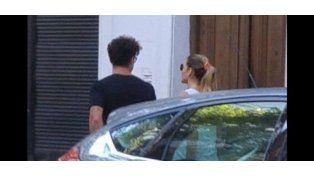 Daniel Osvaldo, separado y con nueva novia