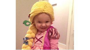 La nena con cáncer que conmueve a todos