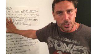 Un video en el que se ve a Matías Alé rezándole a un omelette sacude a YouTube