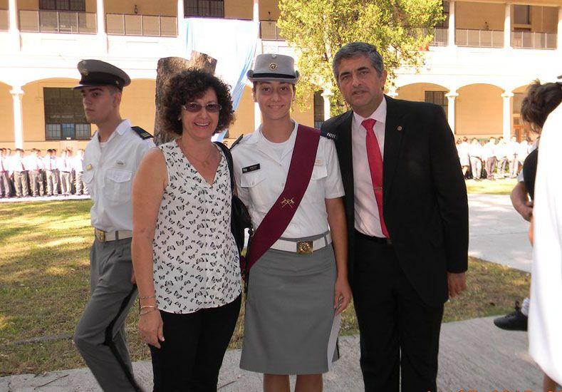 El Liceo comenzó el año académico-militar