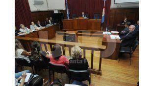 Esta mañana dio comienzo al juicio de femicidio de Griselda Correa/ Manuel Testi.