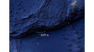 Esto se oye en la extrema profundidad oceánica