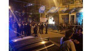 Balearon un local del partido Nuevo Encuentro y dos militantes resultaron heridas