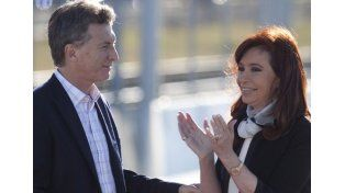 Cristina dijo que al decir herencia, Macri anuncia lo que está viniendo