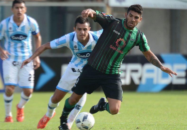 Atlético Rafaela cayó ante San Martín y no sale de su crisis
