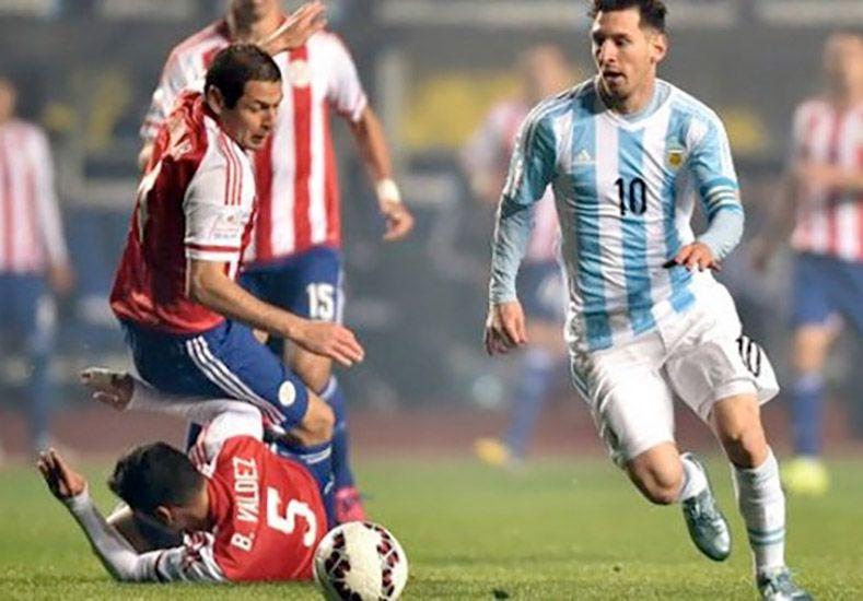 Mirá los horarios para los partidos de Argentina en la Copa América