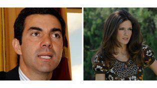 Urtubey confirmó su romance con Isabel Macedo