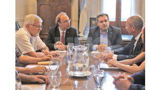 La provincia dice que la propuesta salarial realizada ayer está al límite