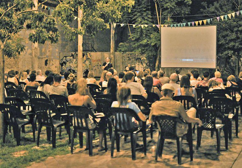 Verano en la Ciudad: funciones de cine en el Mercado Progreso