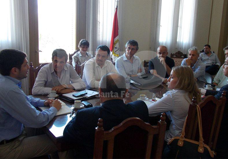 """Valoraron como """"muy positivo"""" el encuentro entre la Comisión de Seguridad y el ministro Pullaro"""