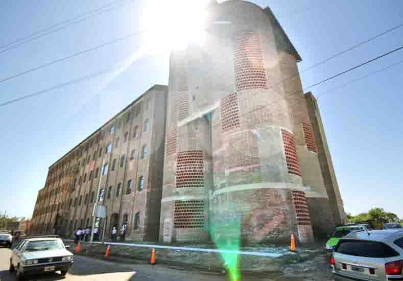 Marconetti: avanza la primera etapa de remodelación edilicia