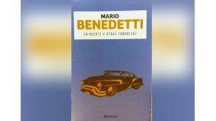 Este viernes llevate un nuevo libro de Mario Benedetti