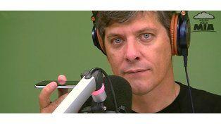 Ahora Jaime Stiuso increpó a Mario Pergolini en su programa de radio