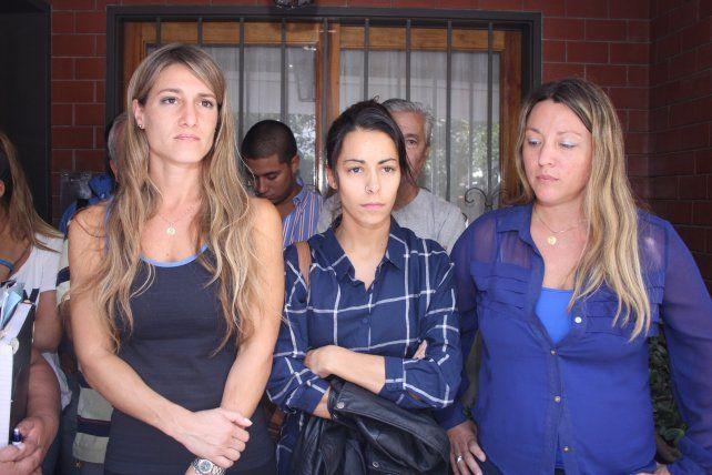 Hermanas de Marina Menegazzo y María José Coni. Foto: Diario UNO