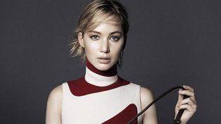 Jennifer Lawrence: belleza y elegancia en la nueva campaña de Dior
