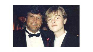 La historia de la foto entre Carlín Calvo y Leo DiCaprio