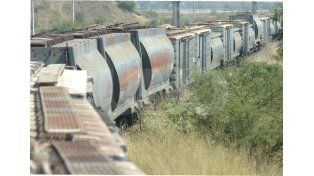 Descongestión. Los convoys de 60 vagones
