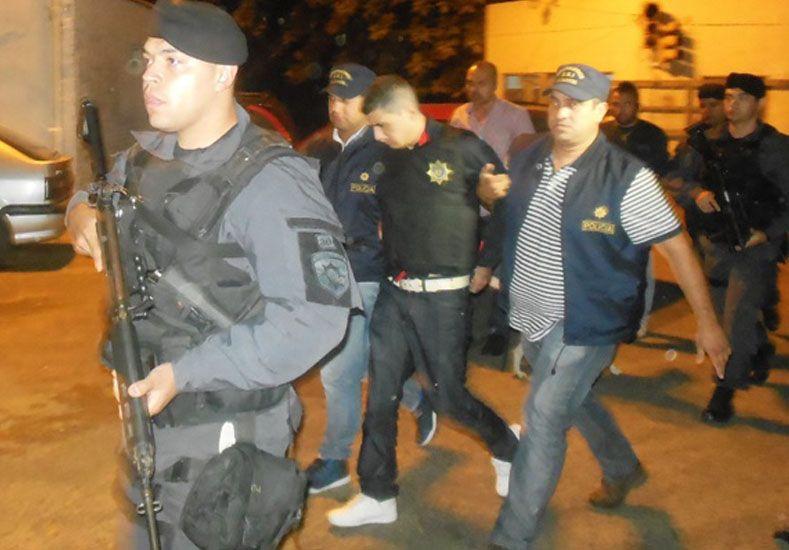 """La vuelta. """"Gusano"""" fue trasladado en el 2014 luego de haber estado alojado en un penal de Córdoba."""