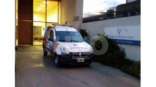 Denunciaron la sustracción de una ambulancia de la empresa Sol Salud