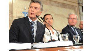 Los momentos calientes del discurso en que Macri criticó a la herencia que le dejó Cristina