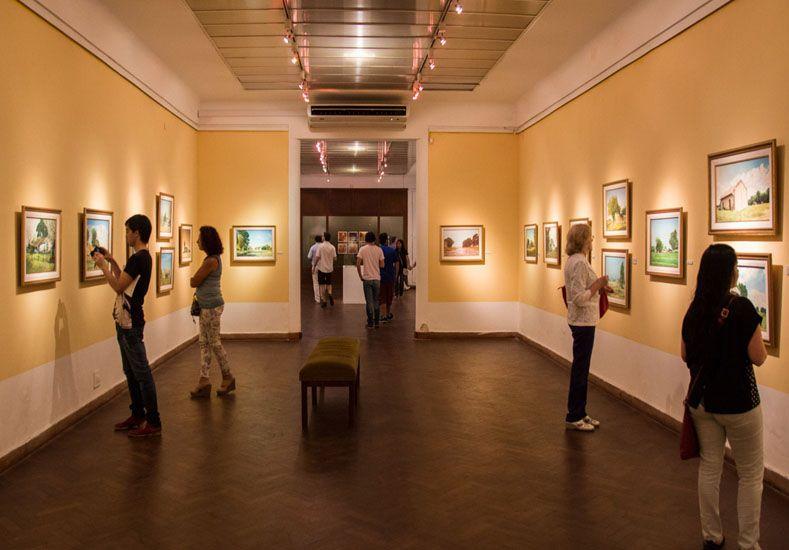 Preparan la 93ª edición del Salón Nacional de Mayo en el Museo Rosa Galisteo