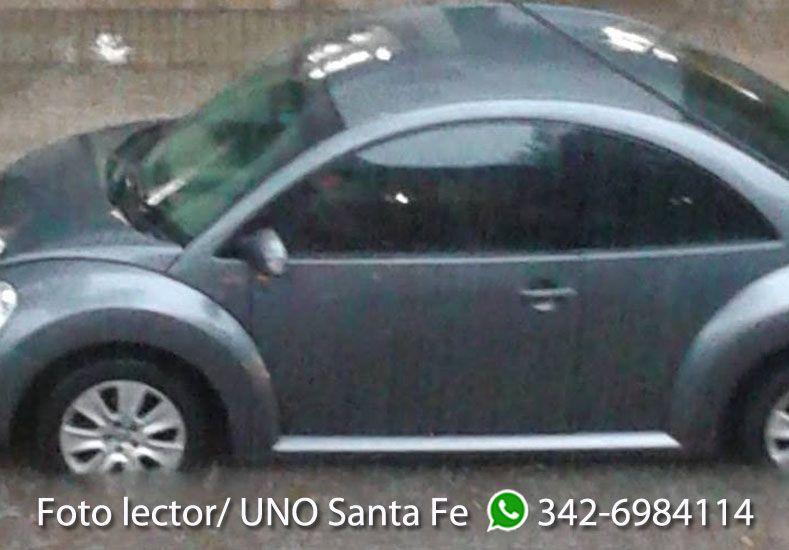 Pablo José Di Luzio compartió esta foto tomada en Bulevar y Marcial Candioti.