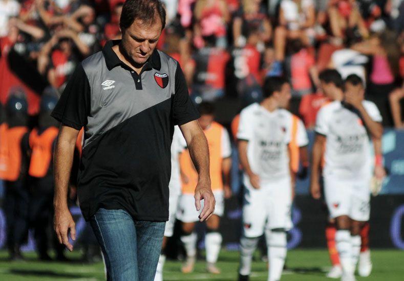 Darío Franco se mostró molesto por el rendimiento del equipo frente a Central por lo cual ante el Rojo realizará variantes.