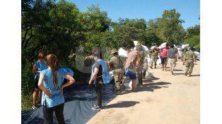El gobierno de Santa Fe capacitará a voluntarios de la Emergencia Hídrica
