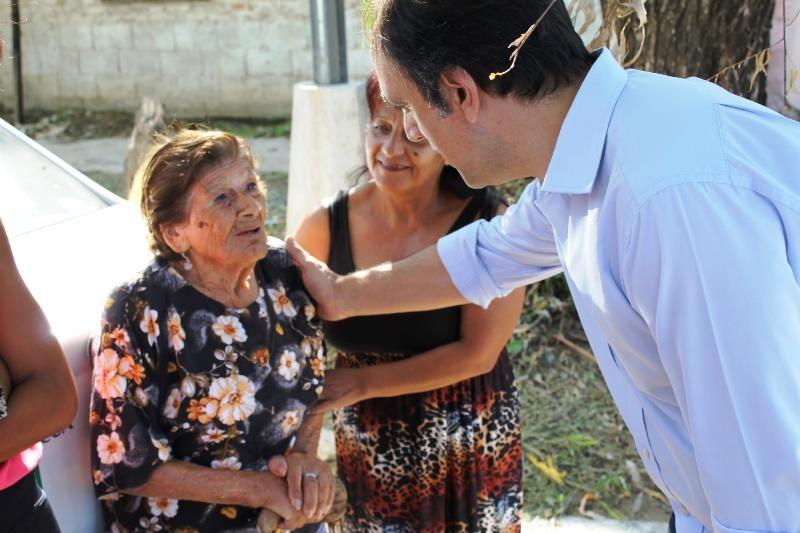 Santa Rosa de Lima: Padre Quiroga tendrá su pavimento definitivo en unos meses