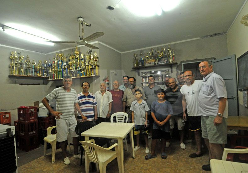 Afiliado a la Asociación Santafesina de Bochas desde la década del 80
